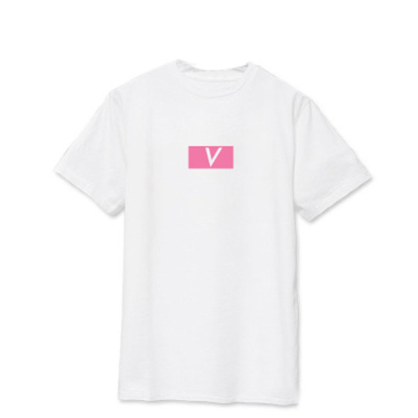 BTS Box Logo Members T-Shirts