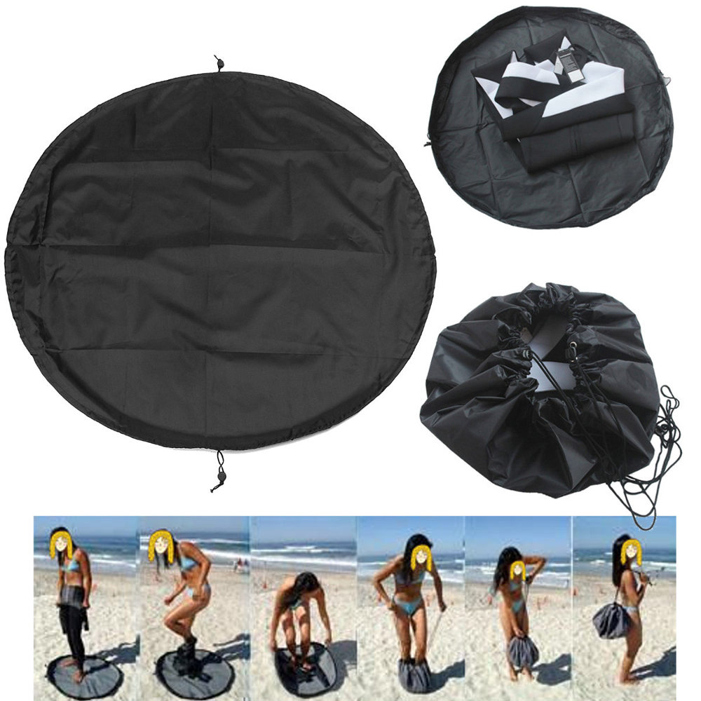 Surfing Swimming Pack Beach Wetsuit Diving Suit Clothes Storage Carry Bag Change Mat Waterproof Pouch Water Sports Accessories leg extension split machine