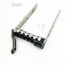 8 FKXC 08 FKXC 2,5 ''SATA SAS hdd Лоток контейнер для носителя для R730 R630 R730xd MD1420 MD3420