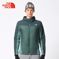 The North Face North and winter new warm and torn outdoor hiking men warm cotton jacket | 365R