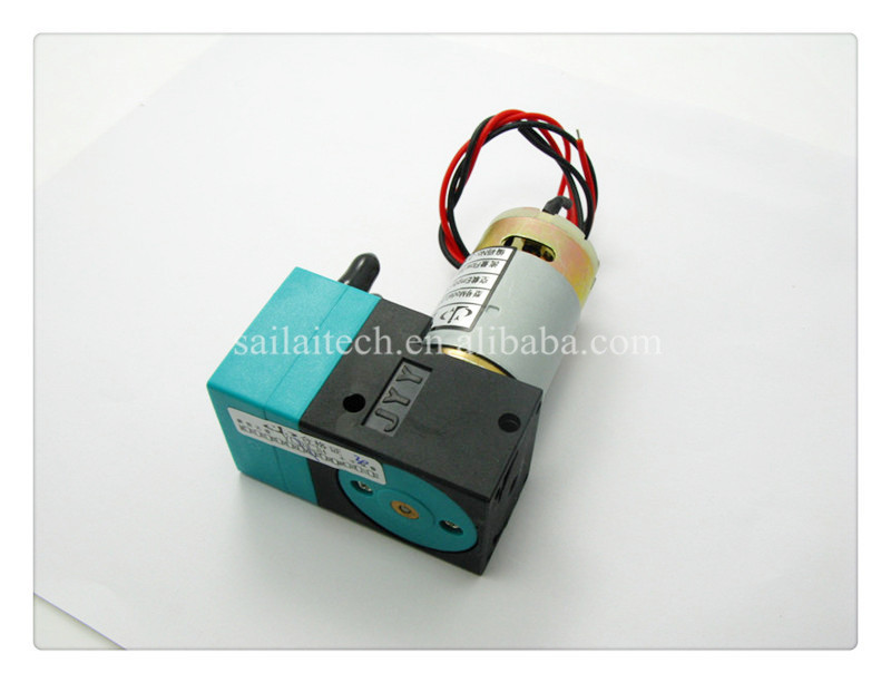 Image 3 - 4pcs/lot free shipping solvent Ink Outdoor inkjet printer JYY 24v 6.5w inkjet pump-in Printer Parts from Computer & Office