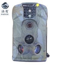 FAIYOU 5210A Scouting Hunting Camera photo traps IR Night Vision Wildlife Trail Surveillance 940nm Low-Glow 12MP