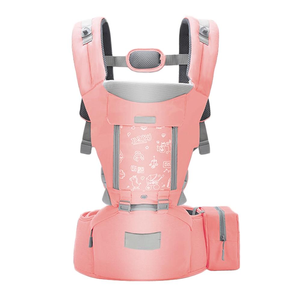 Многофункциональный дышащая Сумка кенгуру сумка Хипсит (пояс для ношения ребенка) Ходунки ремень дети младенческой держать тазобедренного сустава дропшипинг