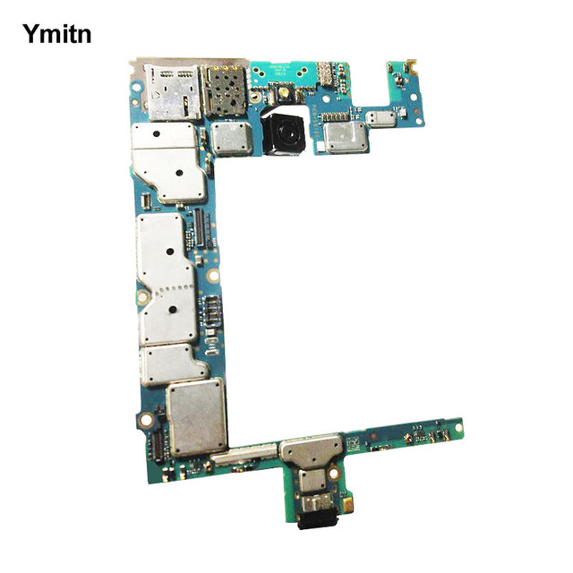 US $135 0 10% OFF|Ymitn Unlock Mobile Electronic panel mainboard  Motherboard Circuits Flex Cable For Blackberry Passport-in Mobile Phone  Circuits from