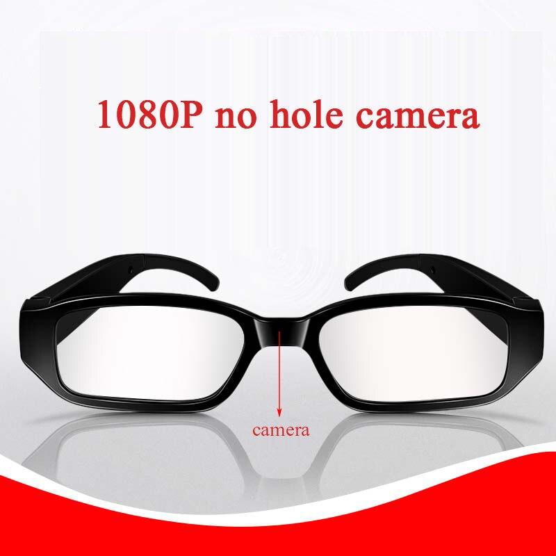 2018 1080 P HD Smart очки мини без отверстия видео камеры мини-видео записи Модные видео ...