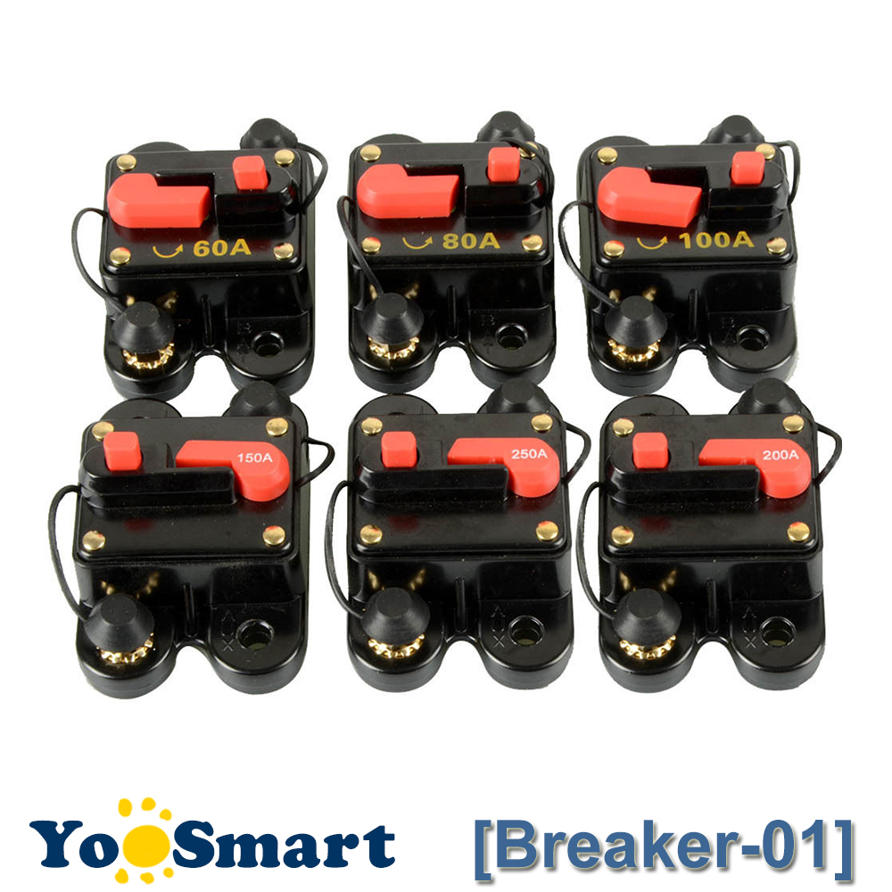 12V 24V DC Circuit Breaker Home Solar System Waterproof Breakers Reset Fuse Circuit Protection rcbo 60A 80A 100A 150A 200A 250A12V 24V DC Circuit Breaker Home Solar System Waterproof Breakers Reset Fuse Circuit Protection rcbo 60A 80A 100A 150A 200A 250A
