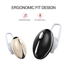 Wireless Headphones Hifi Beatle Bluetooth Earphones Gaming Headset Handsfree Running Driving Earbuds with microphone for xiaomi недорго, оригинальная цена