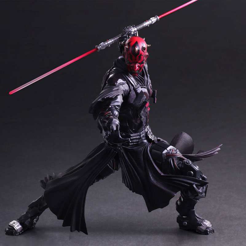Star Wars Darth Maul 6'' Master Action Figure Black Series 6 Collections Movie Figuras KidsToys
