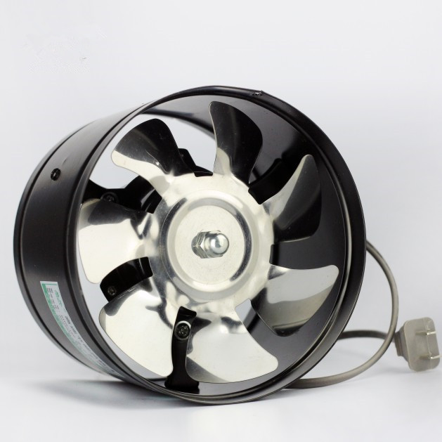 цена 6 inch 6'' kitchen toilet wall Exhaust fan Duct blower powerful mute axial flow fan ventilator 40W 2800RPM
