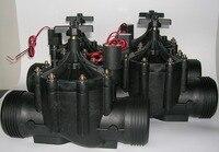 Zanchen 300PH الغسيل صمام كهربائي مع dc الإغلاق ، 3