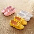 Meninas do bebê shoes sapato de couro da menina da criança da princesa vestido de crianças crianças red moda de nova primavera outono tamanho 21 ~ 30 2 ~ 7 ano