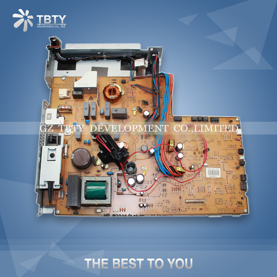 Printer Power Supply Board For HP M425 425 3025 3027 3035 HP425 HP3035 HP3025 HP3027 RM1-9112 Power Board Panel On Sale printer power supply board for hp m725 m712 m725dn 725 712 power board panel on sale