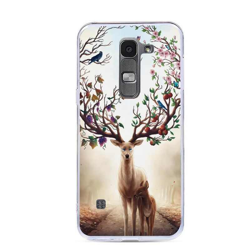"""כיסוי עבור LG רוח מקרה סיליקון כיסוי מקרה עבור LG רוח 4 גרם LTE H440N H420 4.7 """"כיסוי מקרה עבור LG רוח 4 גרם LTE טלפון תיק Coque"""