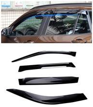 Für BMW X5 F15 2014 2015 Autofenster Visor Vent Shade Regen/Sonne/Wind Wache 4 teile/satz