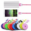 1pcs 3M High Quality Nylon Braided USB 3.1 Type-C Charger Cable Data Sync Cord For Nexus 5X/6P For LG G5 Easy To Carry
