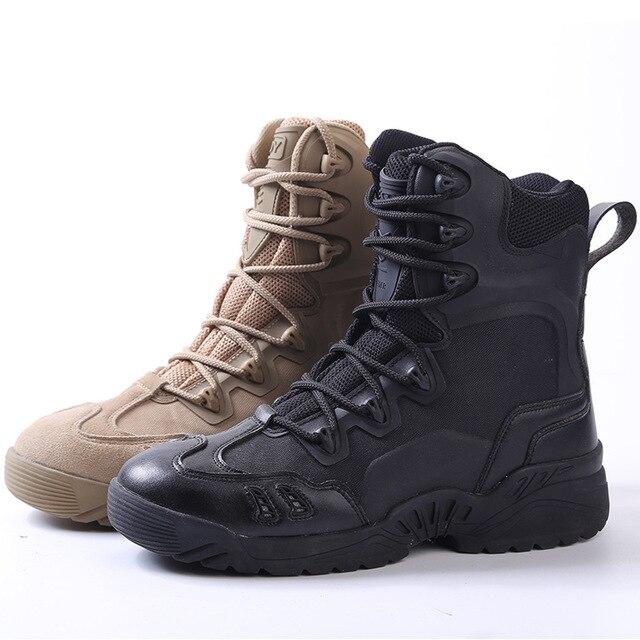 Botas De Trekking para Ligeros Hombres Impermeables Zapatos Ligeros para De a904a3