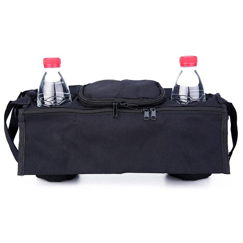 Universal Baby Stroller Organizer Pram Buggy Bottle Bags Cup Bag Toy Holder