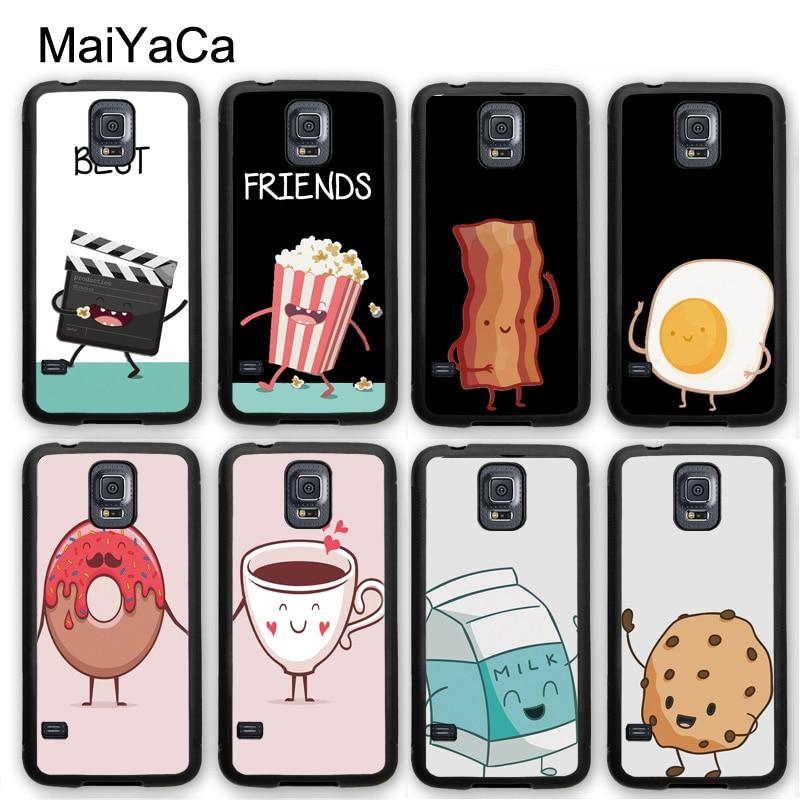 Egg and bacon Samsung S10 Case