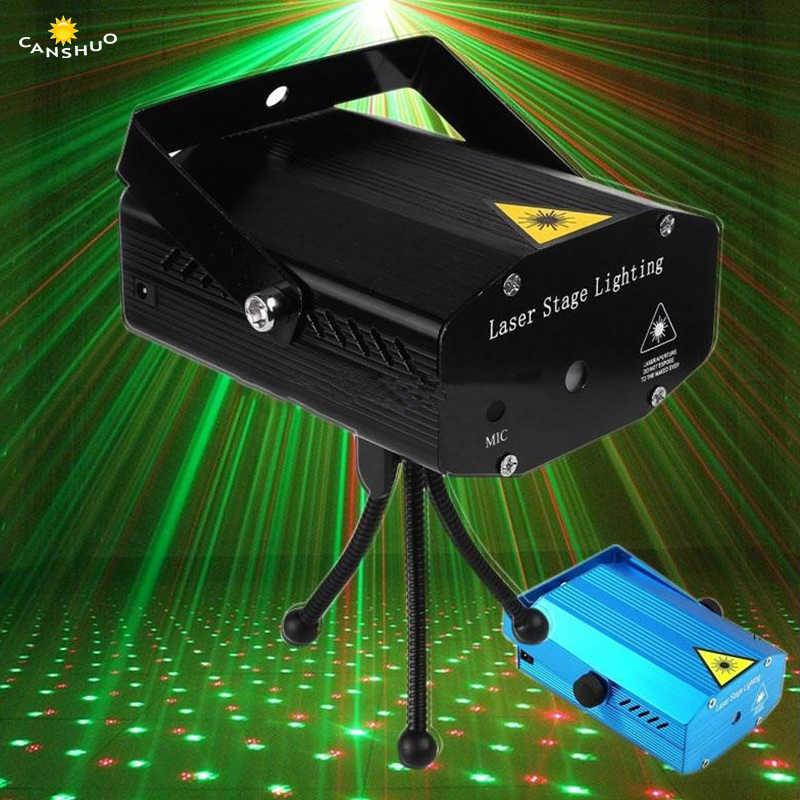 Новое поступление мини-лазер указка проектор свет диско DJ Голосовая активация лазерное сценическое освещение рождественские вечерние шоу клуб бар Паб свадьба