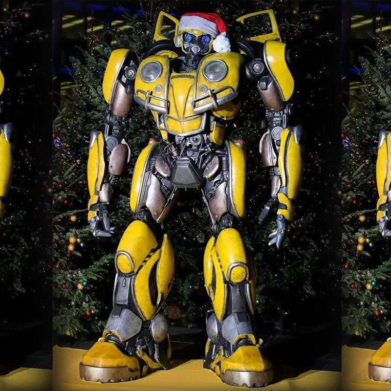 Transformed toy Movie 6 MPM07 Bumblebee Beetle version G1 model
