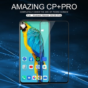 Image 2 - For Huawei Honor 20 Pro Glass Nillkin CP+ PRO 9H Full CoverTempered Glass Screen Protector for Huawei Honor 20s 6.26 inch