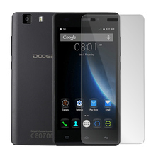 DOOGEE X6 Tempered Glass Film Explosion Proof Screen Protector For 5.5 inches DOOGEE X6