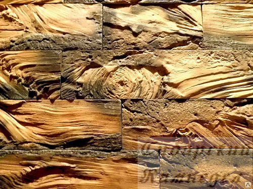 Poliuretano stampi stampo per cemento muro di gesso pietra