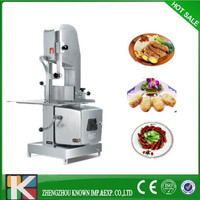 Free Shipping Stainelss Steel Commercial Electric Frozen Fish Mutton Bone Saw Frozen Meat Cutter Slicer