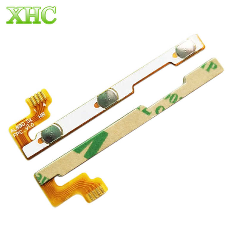 Power Button Volume Button Flex Cable for Lenovo P70 A2010 A2580 A2860 Replacement Spare Parts