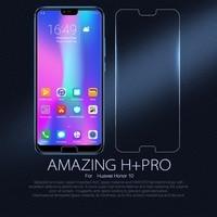 Para Huawei Honor 10 filme vidro Protetor de Tela Nillkin H + PRO 2.5D 10 vidro de segurança de proteção para Huawei Honor|Protetores de tela de telefone| |  -