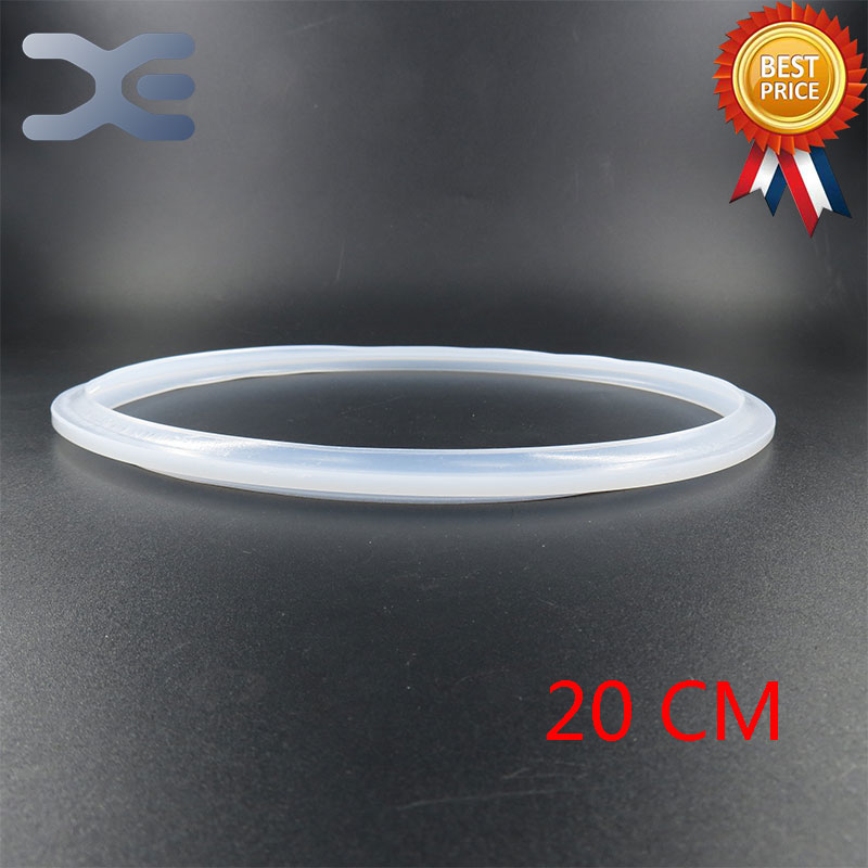 New 20CM Universal Pressure Cooker Ring Bezel Gasket Pressure Cooker Apron Electric Pressure Cooker Parts Free Shipping electric pressure cooker parts float valve seal