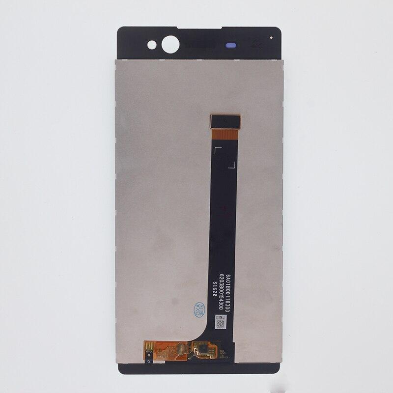 Image 3 - Для Sony Xperia C6 XA супер ЖК цифровой датчик конвертера стеклянная панель в сборе для Sony Xperia C6 XA Ultra F3211 F321 ЖК дисплей-in ЖК-экраны для мобильного телефона from Мобильные телефоны и телекоммуникации