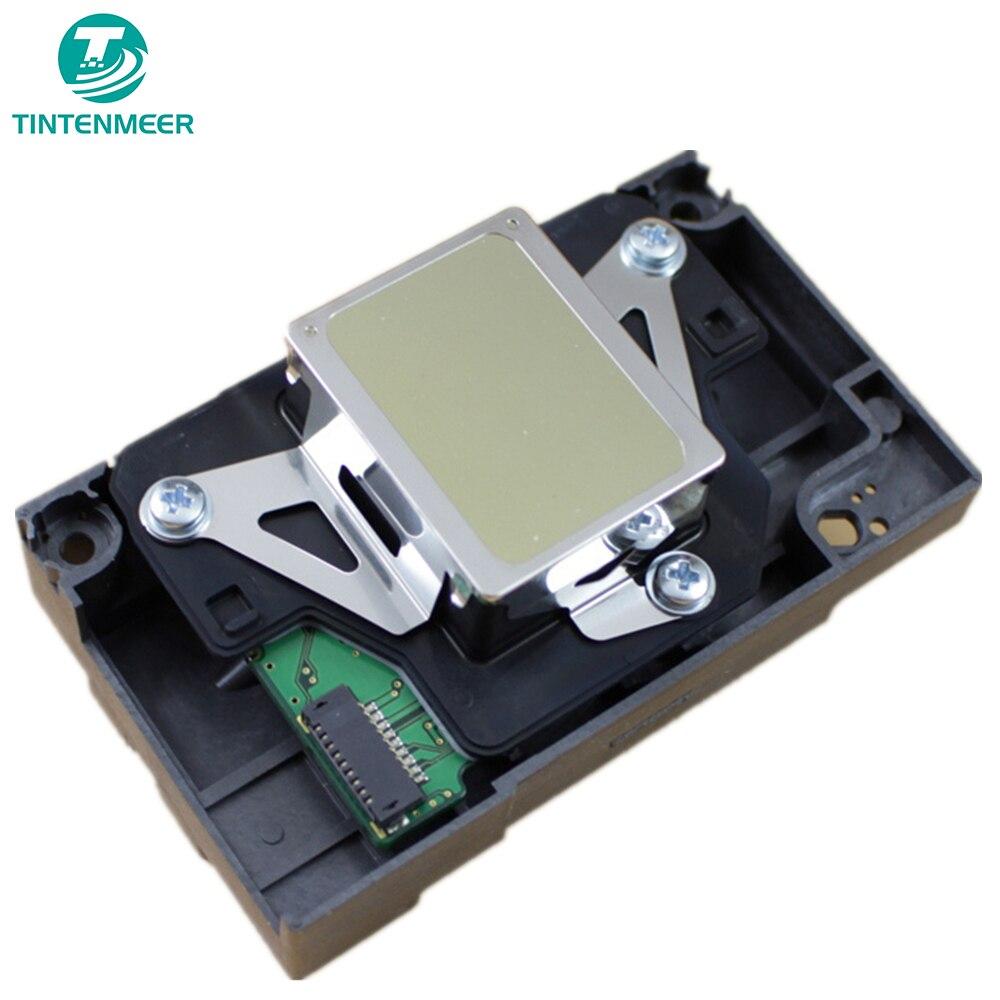 TINTENMEER unique tête d'impression F173030 Compatible pour Epson RX560 RX580 RX585 R1390 1390 1400 1410 L1800 imprimante tête d'impression