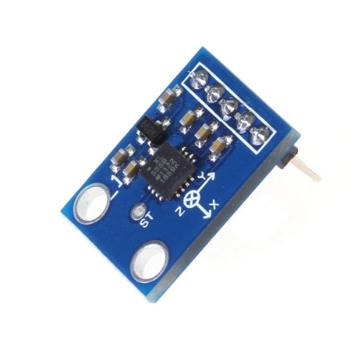 ADXL335 3 оси Компасы Акселерометр Модуль GY-61 для Arduino