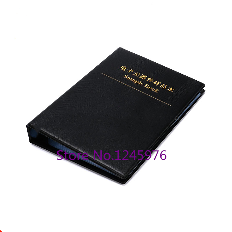 Free shipping New 0805 SMD Capacitor Sample Book 105valuesX25pcs=2625pcs 0.5PF~10UF Capacitor Assortment Kit Pack 0805