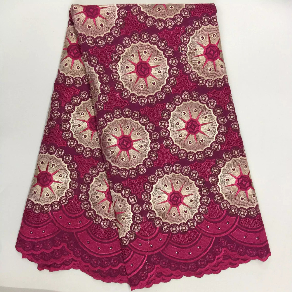 In lace High african