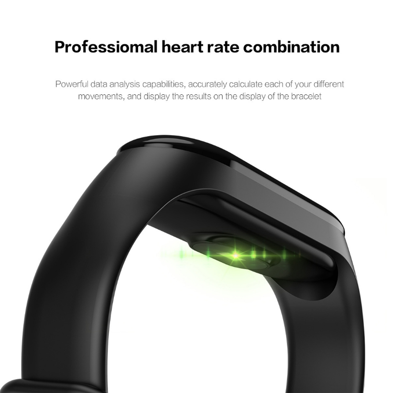 2019 Smart Watch Men Women Heart Rate Monitor Blood Pressure Fitness Tracker Smartwatch Sport Smart Clock Watch For IOS Android 17