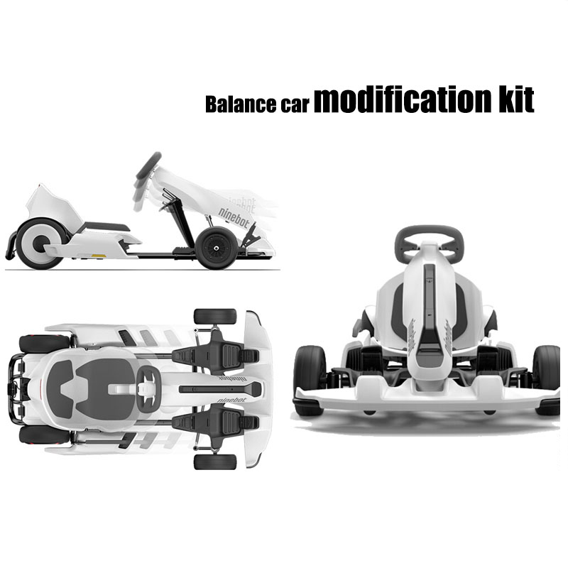 Ninebot Gokart Kit DIY Kart Conversion Kits Go Kart for Xiaomi Ninebot Mini Xiaomi Ninebot Mini Pro Self Balance Scooter цена