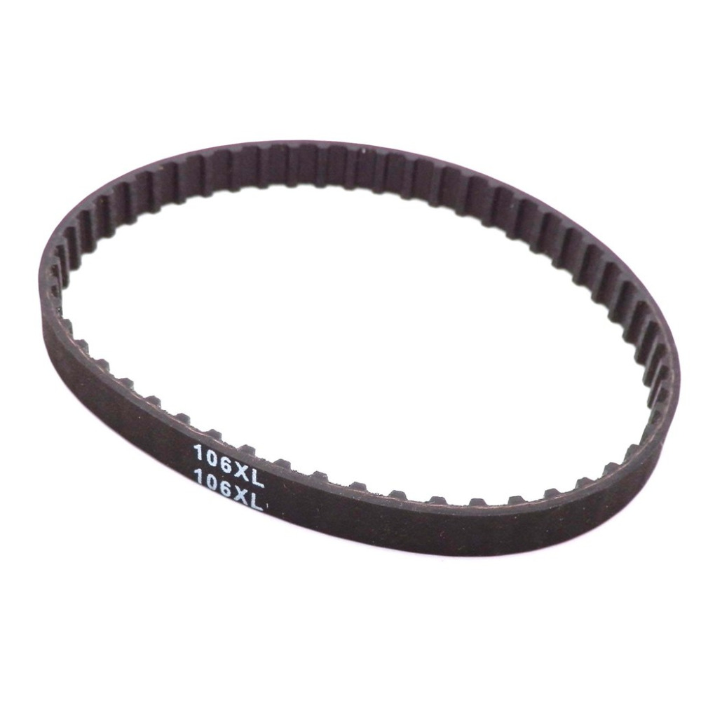 XL-90 9-inch 7.9mm Width Black Rubber One Side Synchronous Timing Belt