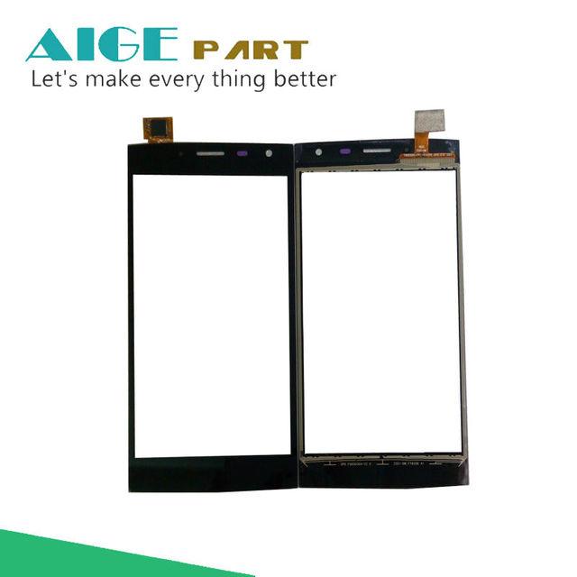 Leagoo Alfa 5 Painel Digitador Da Tela de Toque 100% tela de Substituição Original Para Alfa 5 Frete Grátis