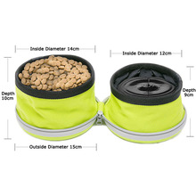 Foldable Waterproof Feeding Bowl for Pets