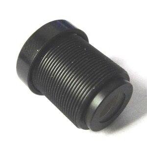 """Image 5 - 10 sztuk 3.6mm 92 stopni szeroki kąt KAMERA TELEWIZJI PRZEMYSŁOWEJ IR soczewka płyty ogniskowej do 1/3 """"i 1/4"""" CCD"""