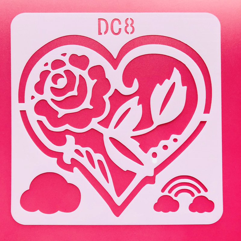 12Sheets 660pcs Mini Face Expression Emoji Sticker for Diary