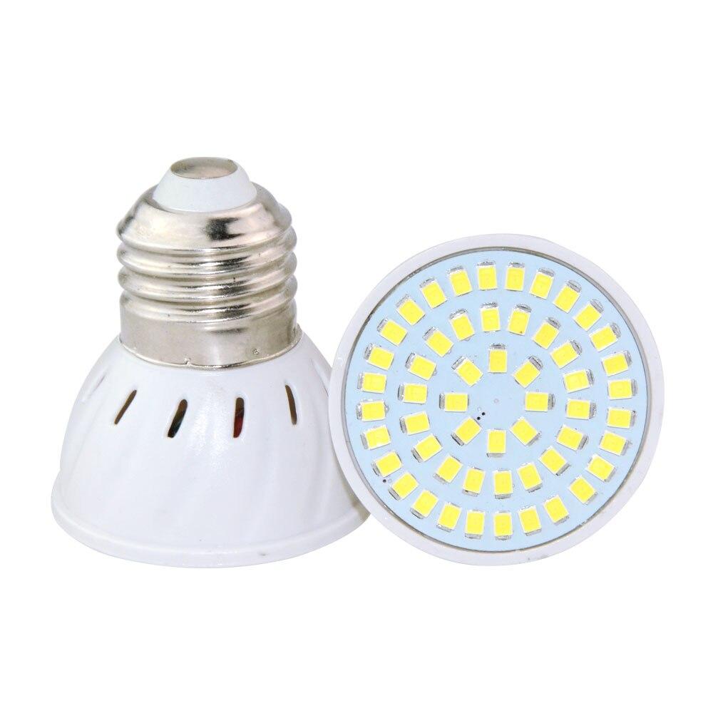 Factory Price LED Spotlight GU10 E27 MR16 Led Lamp 8W 4W 6W AC 220V ...