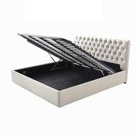 Literas Modern Mobili Per La Casa Infantil Meuble De Maison Box Set Frame Leather Mueble Cama Moderna bedroom Furniture Bed