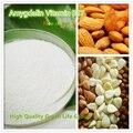 De calidad superior 1 KG 99% Vitamina b17/vb17 vitamina b17/AMIGDALINA polvo de GMP Factoría la oferta de Envío gratis