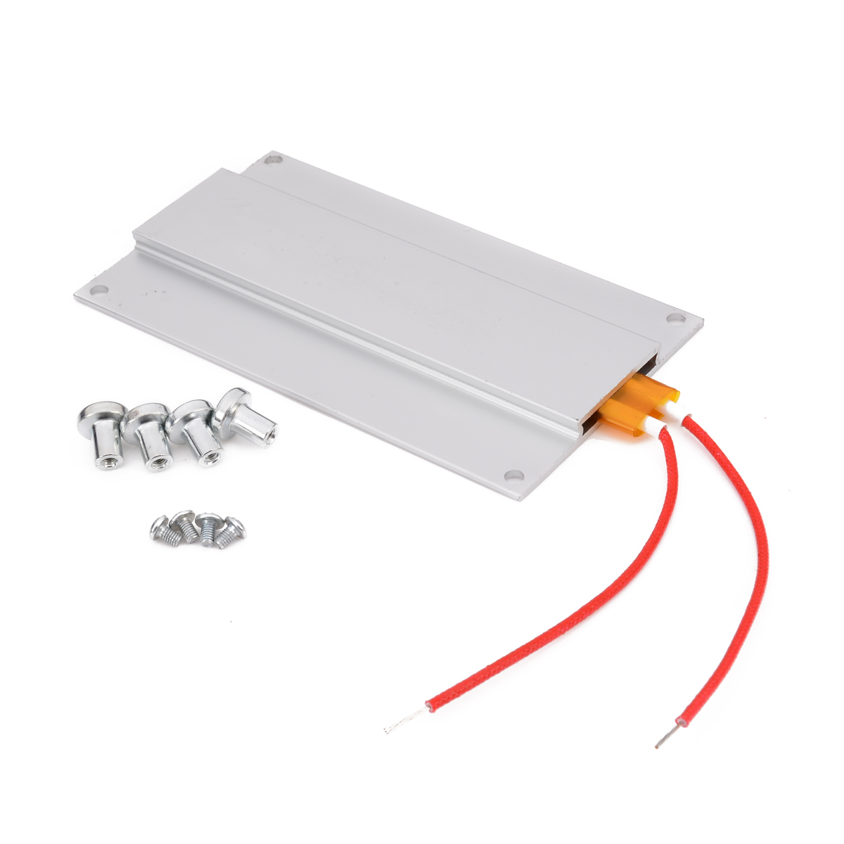 AC 220V LED Remover PTC Heating Plate Soldering Chip Remove Weld BGA Station Split Plate 120*70mm for BGA Solder Ball Mayitr