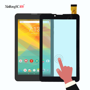 New touch screen WZ070-PGS-173 For 7 inch Dexp Ursus S370 3G S169 MIX 3G Tablet Touch panel Digitizer Glass Sensor(China)