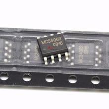 10PCS MC34063ADR2G MC34063 MC34063A 34063 SOP-8 New