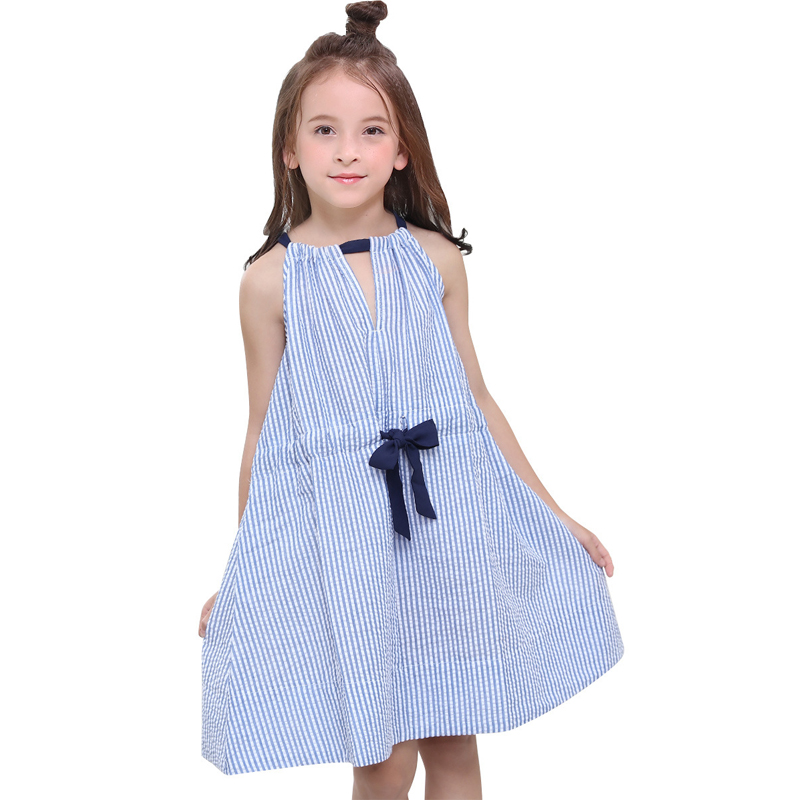 teenagers clothes girl blue striped dress summer 2018 kids dresses for girls 4 5 6 7 8 9 10 11 12 13 14 15 years children hayden girls sundress summer dress girl kids 14 11 10 8 7 9 years teenagers dress bohemian embroidered dresses for children